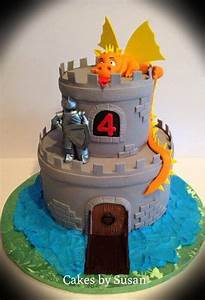 23 Magical Knights and Dragons Party Ideas Spaceships