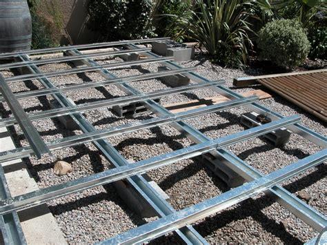 pose d une terrasse en bois photos de conception de maison agaroth