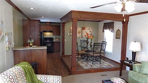 you seen the in manufactured home interior