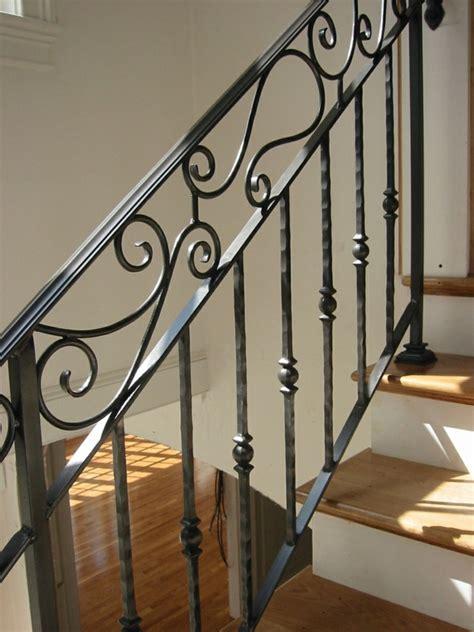 rambarde d escalier en fer forge la rambarde fer forg 233 quelques mod 232 les inspirantes