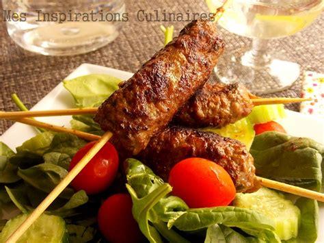cuisine de fou brochettes kefta viande hachee