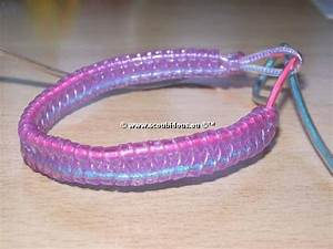 Fil De Scoubidou : bracelet ~ Zukunftsfamilie.com Idées de Décoration