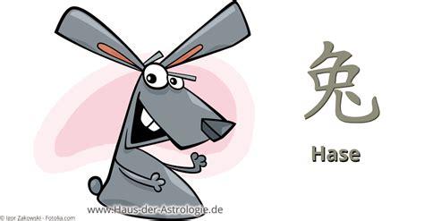 hase im chinesischen horoskop