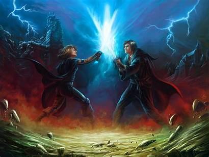Fantasy Battle Deviantart Offset