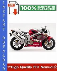 Honda Rvt1000r Rc51 Motorcycle Workshop Service Repair