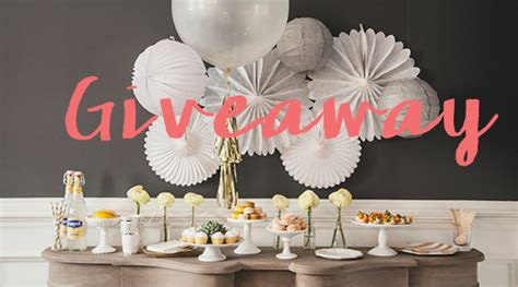 Our Wedding Essentials Giveaway
