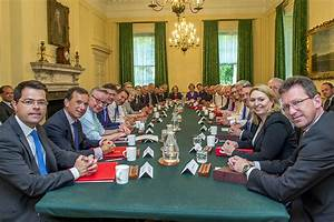 Prime Minister holds first meeting of new Cabinet and then ...