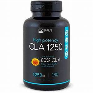 6 Best Cla Supplements 2018  Rid Fat And Prevent It From Coming Back