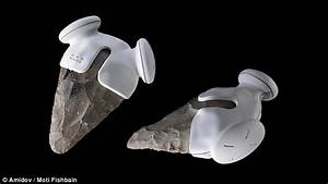 The prehistoric hand axe gets a 21st century makeover