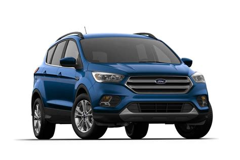 2018 Ford® Escape Sel Suv  Model Highlights Fordca
