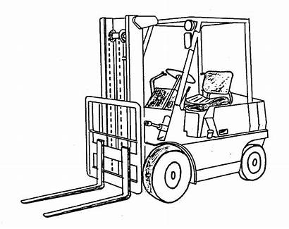 Semi Coloring Truck Pages Trucks Drawings Drawing