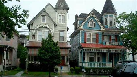 Victorian Homes In Cape May, Nj