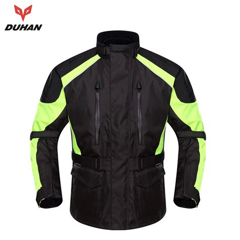 cloth moto jacket duhan motorcycle waterproof moto jacket clothing men 39 s