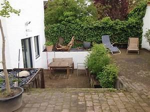 Hochbeet Für Terrasse : neue terrasse f r einen innenhofgarten ~ Sanjose-hotels-ca.com Haus und Dekorationen