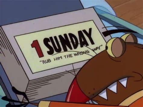 angry beavers  time  weekbeaver fever tv