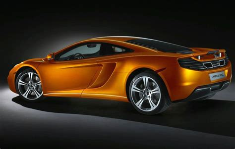 Mclaren Mp4 12c Luxury Cars 4