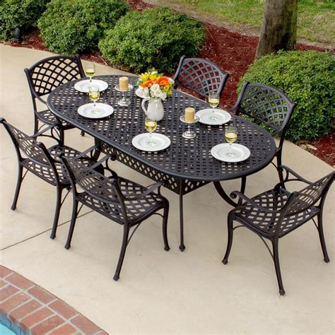 How To Take Care Of Cast Aluminum Patio Furniture — The