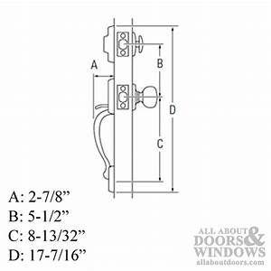 27 Kwikset Handleset Parts Diagram