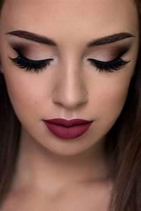 Maquillage De Fête : maquillage de f te 100 id es formidables pour tre la star du party ~ Melissatoandfro.com Idées de Décoration
