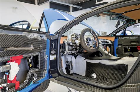 How To Build A Bugatti Chiron