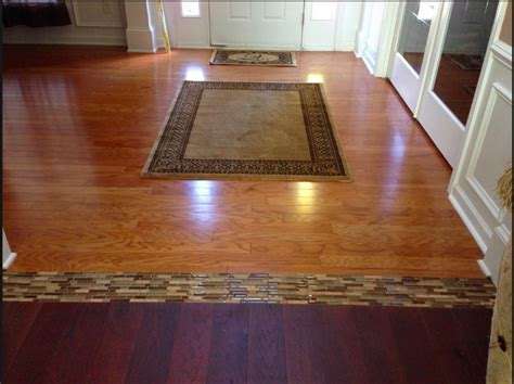Should Hardwood Floors Match Throughout the House