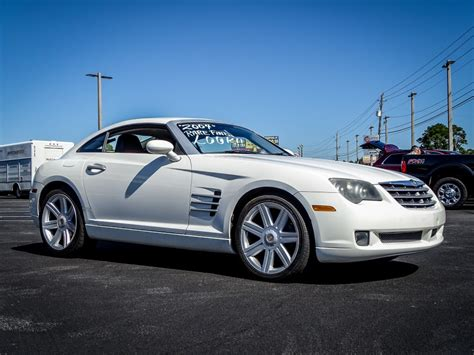Buy Chrysler Crossfire by Used Chrysler Crossfire 8 000 For Sale Used Cars On