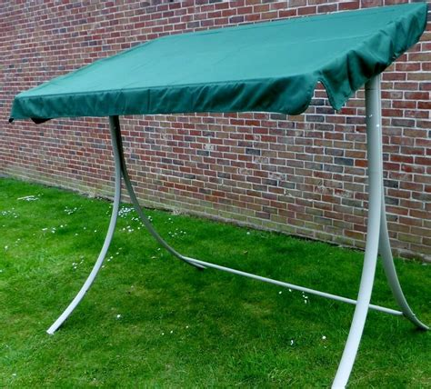 Replacement Hammock Canopy by Replacement Canopy For 2 Seat Garden Swingseat Hammock