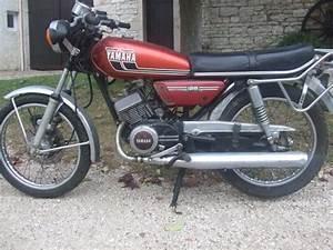 Yamaha 125 Rdx : vds yamaha 125 rd 1973 caf racer ~ Medecine-chirurgie-esthetiques.com Avis de Voitures