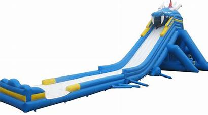 Slide Water Bounce Fun Slides Inflatable Combo