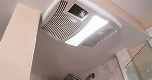 Should I Install A Bathroom Heater  Fan  U0026 Light Combo