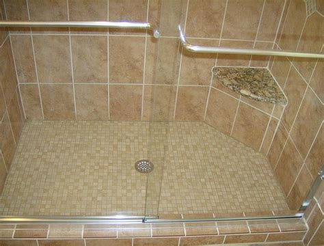 Tile Shower Pan by Best Solid Surface Shower Pan Home Ideas Collection