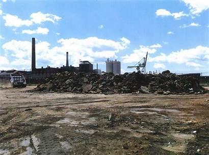 Camden Nj Living Shoreline Park Industrial Phoenix