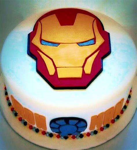 Iron Man Cake   Torta de cupcakes, Tortas, Tartas ironman
