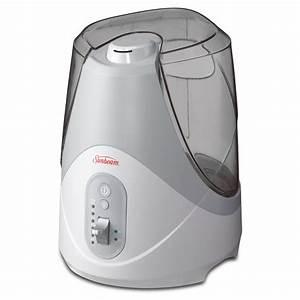 Sunbeam U00ae Ultrasonic Cool Mist Humidifier Sul2512