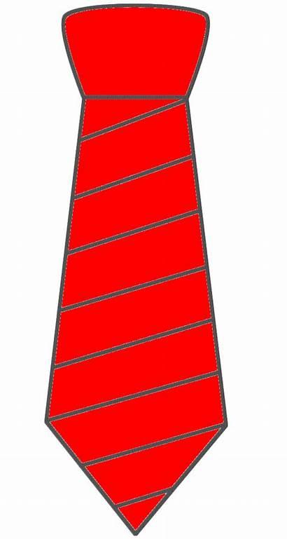 Tie Cartoon Clipart Bow Necktie Clip Printable