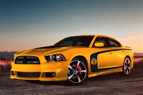 2012 Dodge Charger Srt8 Bee Horsepower by Charger Rumble Bee Cars Charger Srt8 Dodge