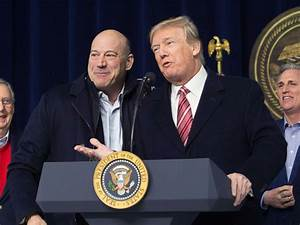 White House chief economic adviser Gary Cohn resigns after ...