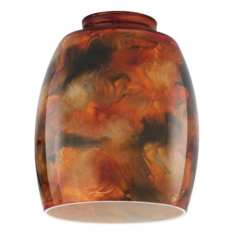 3 1 4 fitter glass shade westinghouse 5 3 8 in handblown pit shade with 2 1 4 8978