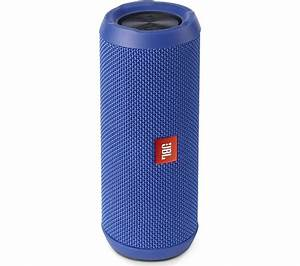 JBL Flip 3 Portable Wireless Speaker - Blue Deals | PC World
