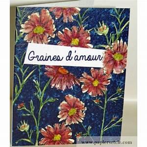 Graines Fleurs Des Champs : carte planter hannah marchant graines d 39 amour graines fleurs des champs ~ Melissatoandfro.com Idées de Décoration