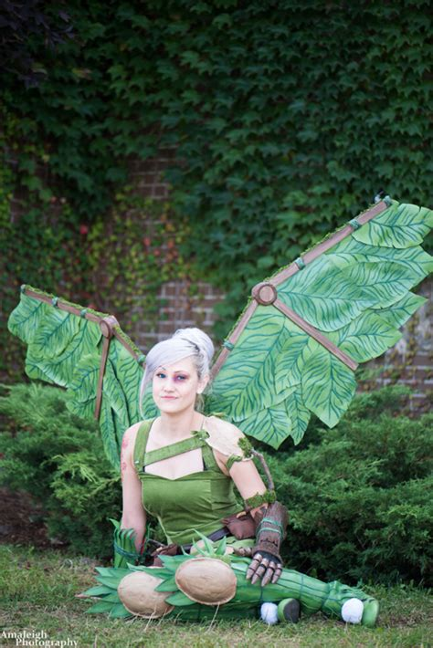 twisted tinker bell cosplay
