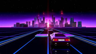 Neon 80s 80 Wallpapers Wallpaperplay Walls Res