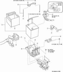 Mazda Cx-5 Service  U0026 Repair Manual - Battery Removal  Installation  Skyactiv G 2 0