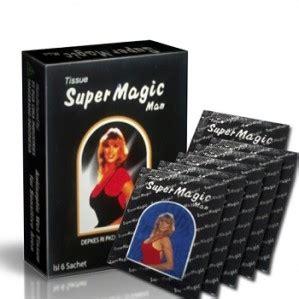 tissue super power magic toko thienlie malang