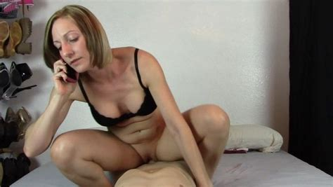 Horny Mommy On Phone Has Taboo Sex With Son Hd Free