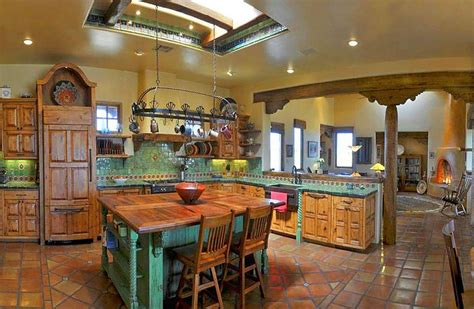 southwest kitchen colors 1000 ideas about new mexico homes on new 2410