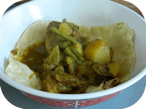 cuisine guyanaise recette roti à prononcer quot lroti quot en roulant un peu le r si je m 39 ennuie