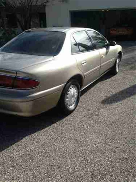 2001 Buick Century Transmission by Find Used 2001 Buick Century Custom Sedan 4 Door 3 1l In