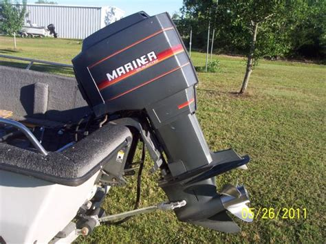 Outboard Motor Repair In Lake Charles La by Mariner 150 Motor Is In The Lake Charles Area Louisiana