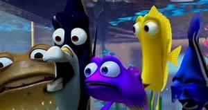 Gargouille, personnage dans « Le Monde de Nemo ». | Pixar ...